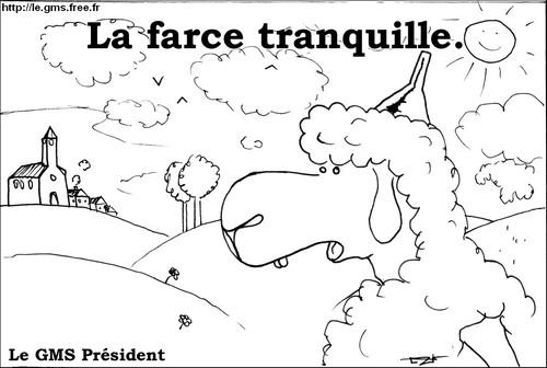 Affiche présidence gms